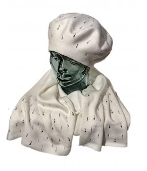 Béret & scarf set