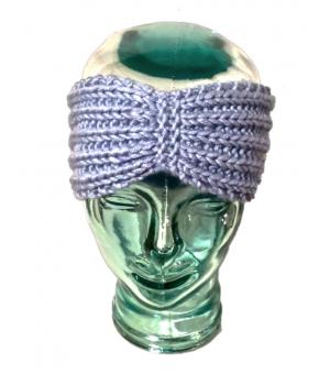 Bandeau de tête en laine