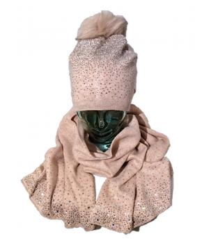 Bonnet & écharpe